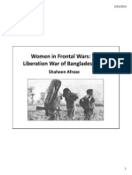 Women in Frontal Wars