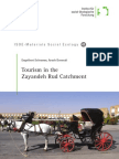 Tourism in the Zayandeh Rud Catchment