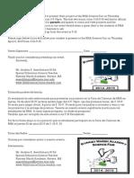science fair permission 2015