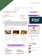 Pasta de Gutui (Chitonoaga) - Culinar