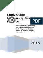 Study Guide Cbp Semester 2 Tayang 12 Maret 2015