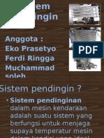 Sistem Pendingin