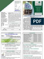 204 Boletim Informativo 15 de Fevereiro de 2015