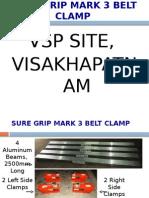Details of SURE GRIP Belt Clamp-VSP