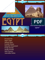 The Mystries of Egypt