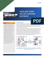 especificaciones SSG5