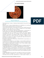 LAS SIETE RAZAS _ AGEACAC HUANCAYO PERU GNOSIS.pdf