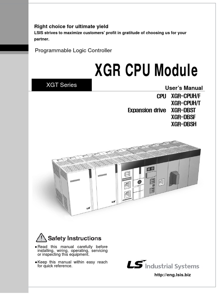 Manual Xgr20091224eng Programmable Logic Controller Stripboard Relay Shield Circuit Diagram Click For A Bigger Image Electrical Wiring