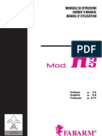 Manuale Di Istruzioni Owner' s Manual Manuel