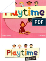 Play Time Starter Class Book