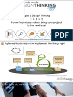 SAP DesignThinking