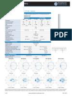 Amphenol - CTXA656065120MDP - Specifications Sheet