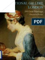 100 Great Paintings - Duccio to Picasso - National Gallery London (Art Ebook).pdf
