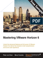 Mastering VMware Horizon 6 - Sample Chapter