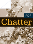 Chatter, April 2015