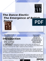 The Dance Electic