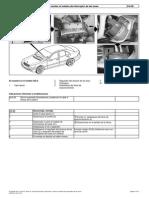 Mercedes  c220 Modelo 203 Desmontar, Montar El Módulo de Interruptor de Las Luces