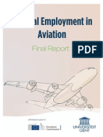 Report Atypical Employment in Aviation