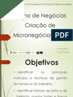 PN - Criação de Micronegócios