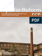 Ripe for Reform Brownfields Analysis