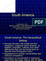 Chapter 12 - South America