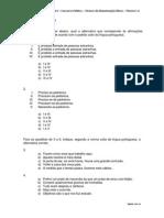 Prova Técnico Manutenção Obras 2013 USP