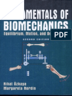 Introduction to Biomechanics