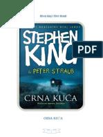 Stephen King - Crna Kuca