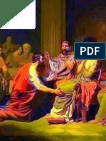 ΟΔΥΣΣΕΙΑ Η - Ο Οδυσσέας στο παλάτι του Αλκίνοου