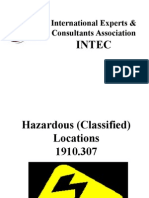 Hazardous Classified Locations