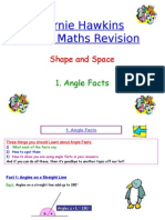 1. Angle Facts Powerpoint Excellent