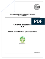 Manual Clearos