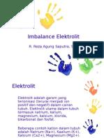Imbalance Elektrolit