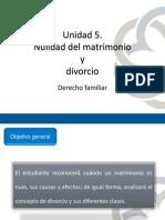 Nulidad Del Matrimonio y Divorcio Diapositivas