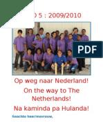 Sponsorboek V5 2009-2010