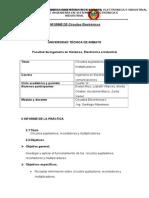 Informe Electronicos