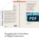 Engaging the Curriculum in Higher Education Society for Research Into Higher Education