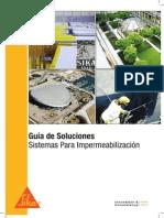Guia de Soluciones Sistemas Para Impermeabilizacion