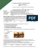 examen 1º A