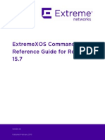 EXOS Command Reference 15.7