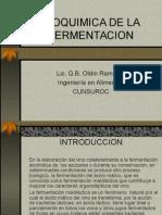 Bioquimica de La Fermentacion Del Vino