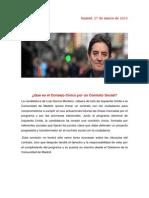 Miembros del Consejo Cívico de Luis García Montero (PDF)