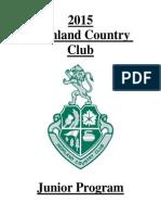 2015 Highland Country Club Junior Program_updated_.pdf