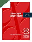 5729 Etiqueta Envase Empaque Embalaje