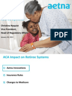 How is the Health Insurance Industry Responding to the ACA_Christina Nyquist