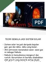 Sistem Suria Bentang