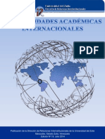 DRI Oportunidades Académicas julio N° 19. 2014. (1)