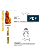 mitologia egipcia 1