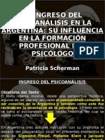Psicoanálisis y Laboral