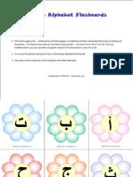 Alphabet_flashcard (Flower Theme)